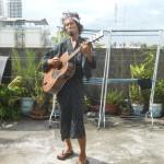 At Thai green guest house of Bangkok in October .