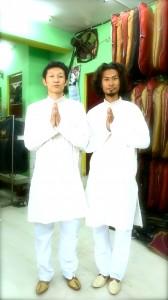 Namaste Brothers (wata and suke)